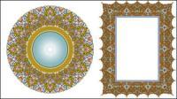 4 Encajes clásicos exquisitos patrones-6