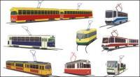 Трамвай вектор