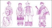 Prendas de vestir, ropa de China