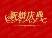 زفاف متجهة