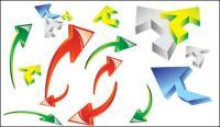 السهم دينامية رمز مكافحة ناقلات المواد
