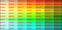 CSS 텍스트 링크 색 사용 스파이