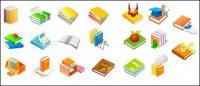 Dr caps, pommes, étagères, e-book, la clé de la Bible