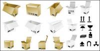 Identificación de cartón y transporte