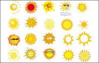 ดวงอาทิตย์เวกเตอร์