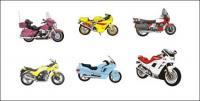 Vektor-Motorrad