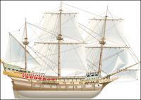 Spanische galeon