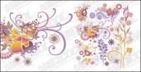素敵なスタイル パターン要素ベクトル材料
