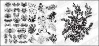 ベクター パターン材料の実用的な要素の数