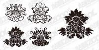 gomedia は、古典的なパターン ベクトル材料を生産