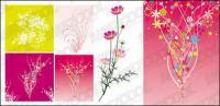 colorida flor