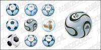 プロのサッカー素材