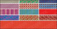 Gráficos vectoriales clásica mosaico fondo material-2