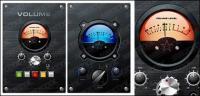Material de control de vectores de maquinaria e instrumentos