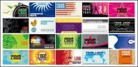 欧米スタイルのビジネス カード