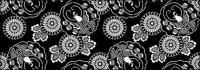 Vector fondo en mosaico tradicional material-9