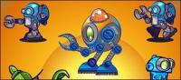 Симпатичные робот