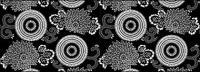 Vector fondo en mosaico tradicional material-21
