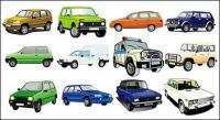 Vecteur de belles voitures-2
