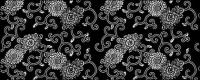 Vektor traditionellen Gekachelte Hintergründe Material-28