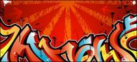 Logotipo de graffiti calle