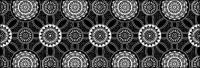 Vector fondo en mosaico tradicional material-29