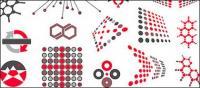 Tendance de vecteur de conception éléments-41.