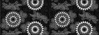 Vector fondo en mosaico tradicional material-37