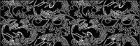 ベクトル伝統的なタイル張りの背景素材-47
