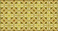Mosaico clásico patrón vector-3