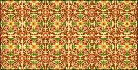 Klassische Kachel-Muster-Vektor-6