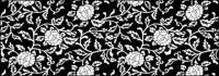 ベクトル伝統的なタイル張りの背景素材-49