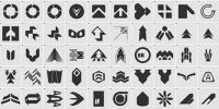 Icono de flecha 3
