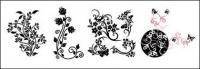 Schmetterling Rebe praktische Muster