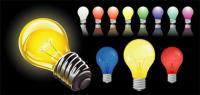 クールな電球のベクター素材