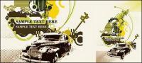 รถยนต์คลาสสิกและแนวโน้มขององค์ประกอบ