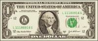 Billetes de dólar material de vectores
