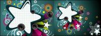 Éléments de conception de la tendance des étoiles