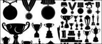 Medallas y trofeos en imágenes
