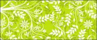 緑の背景パターン