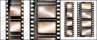 Nostalgische Filmnegative