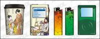 日本風のベクター素材の商品