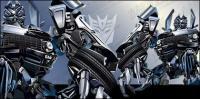Transformers vector วัสดุ