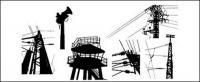 Instalaciones de potencia en imágenes