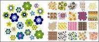 Material de campaña GreenTea vector material 081-100