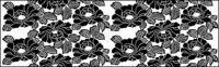 Vector fondo en mosaico tradicional material-2