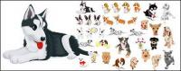 Mascotas de vectores