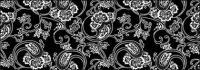 Vector fondo en mosaico tradicional material-6
