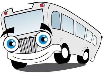 vector de autobús