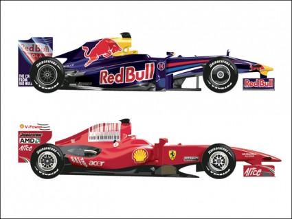 voitures de formule
